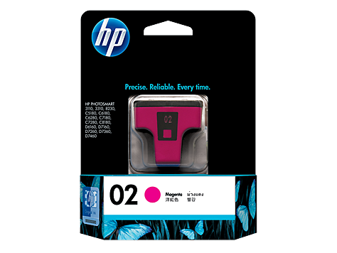 TINTA HP Light Magenta Ink Cartridge 02 [C8775WA]