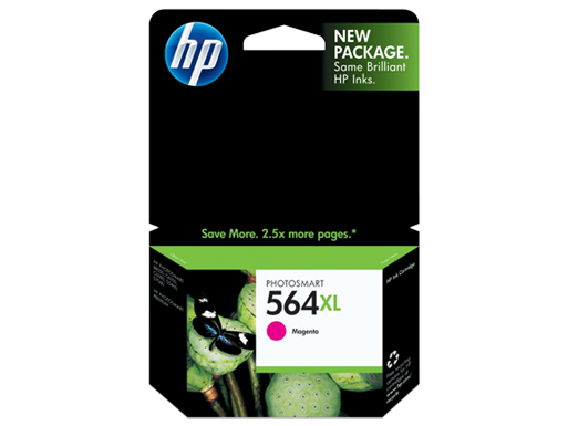 TINTA HP Magenta Ink Cartridge 564 [CB319WA]