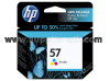 Tinta HP Tri-Color Ink Cartridge 57 [C6657AA]